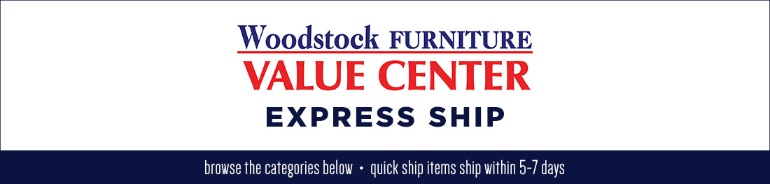 Woodstock Value Center Express Ship