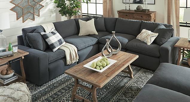 Living Room Furniture You Want, All at Our Meridian, MS Stores