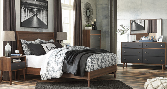 Shop For Affordable Bedroom Furniture With Style In Meridian Ms